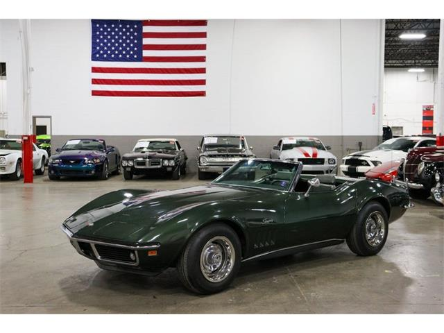 1969 Chevrolet Corvette (CC-1423364) for sale in Kentwood, Michigan