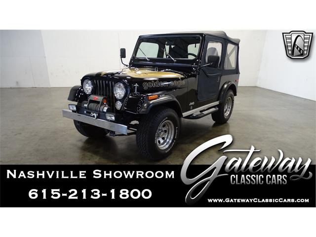 1978 Jeep Wrangler (CC-1420337) for sale in O'Fallon, Illinois