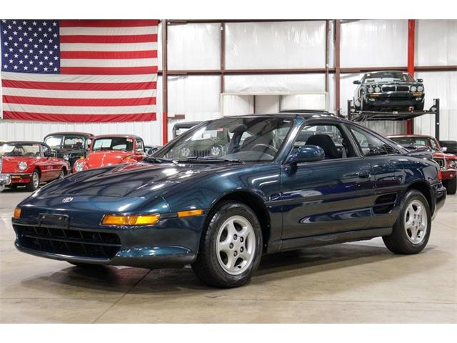 1992 Toyota MR2 (CC-1423370) for sale in Kentwood, Michigan