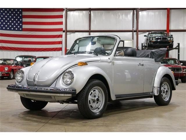 1979 Volkswagen Super Beetle (CC-1423371) for sale in Kentwood, Michigan