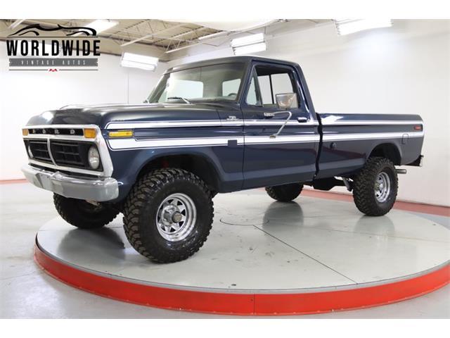 1977 Ford F150 (CC-1423374) for sale in Denver , Colorado