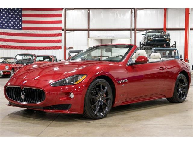 2012 Maserati GranTurismo (CC-1423380) for sale in Kentwood, Michigan