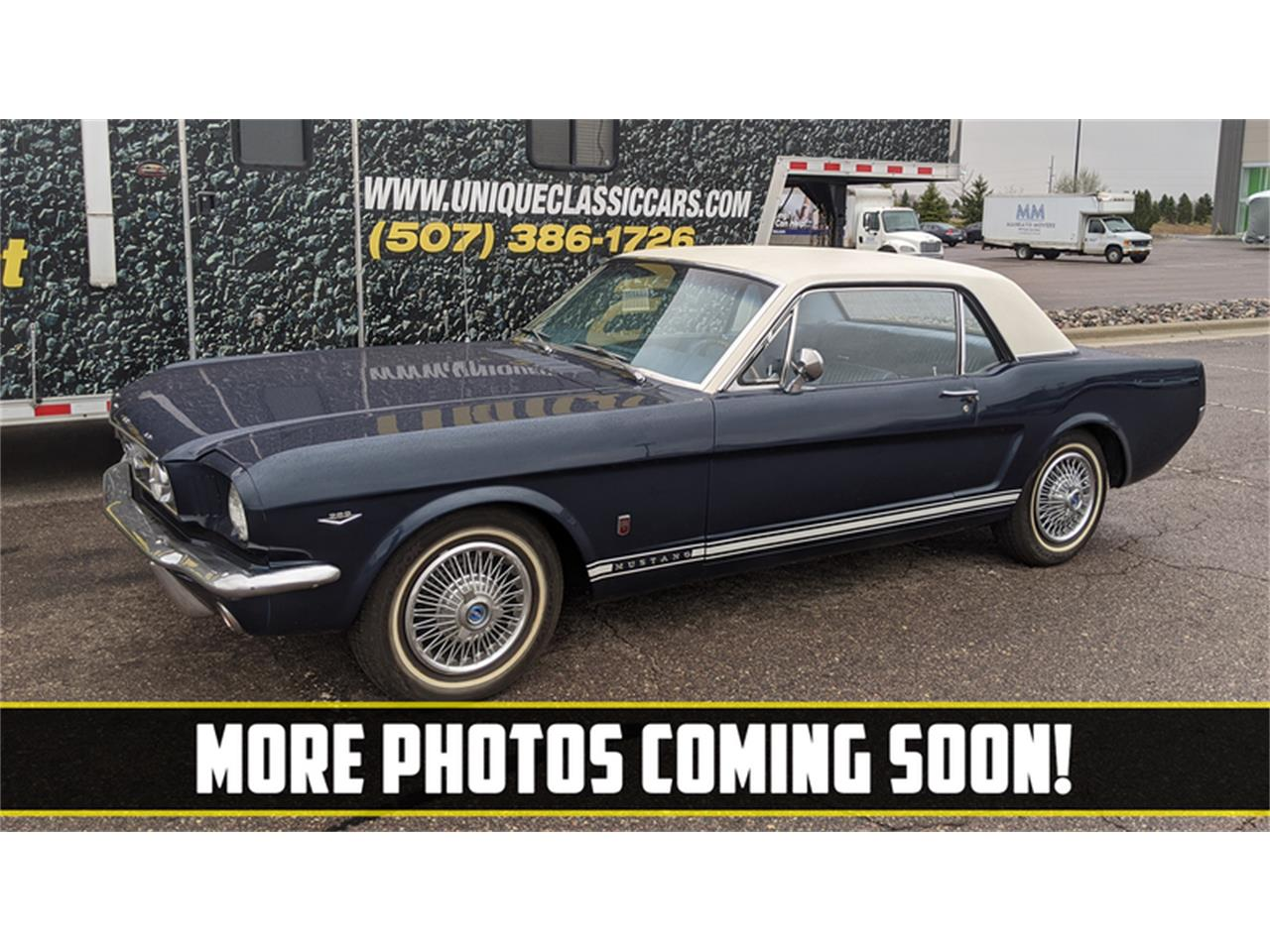 1966 Ford Mustang (CC-1423390) for sale in Mankato, Minnesota