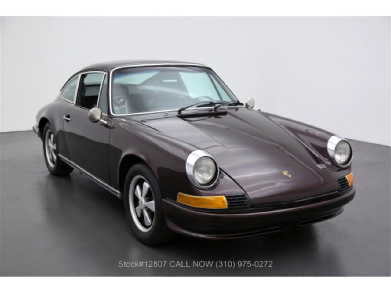 1970 Porsche 911E (CC-1423394) for sale in Beverly Hills, California