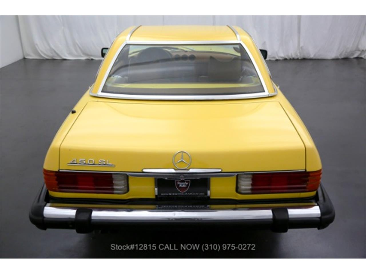 1979 Mercedes-Benz 450SL (CC-1423399) for sale in Beverly Hills, California