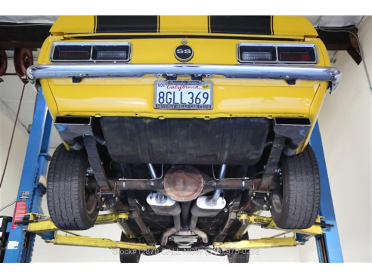1968 Chevrolet Camaro (CC-1423406) for sale in Beverly Hills, California