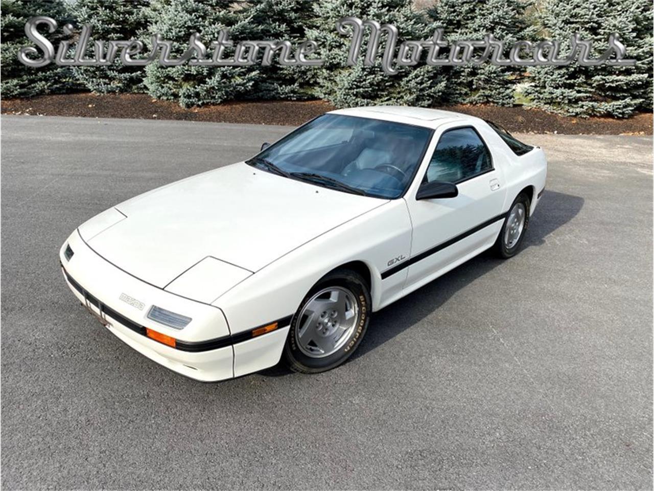 1987 Mazda RX-7 (CC-1423412) for sale in North Andover, Massachusetts
