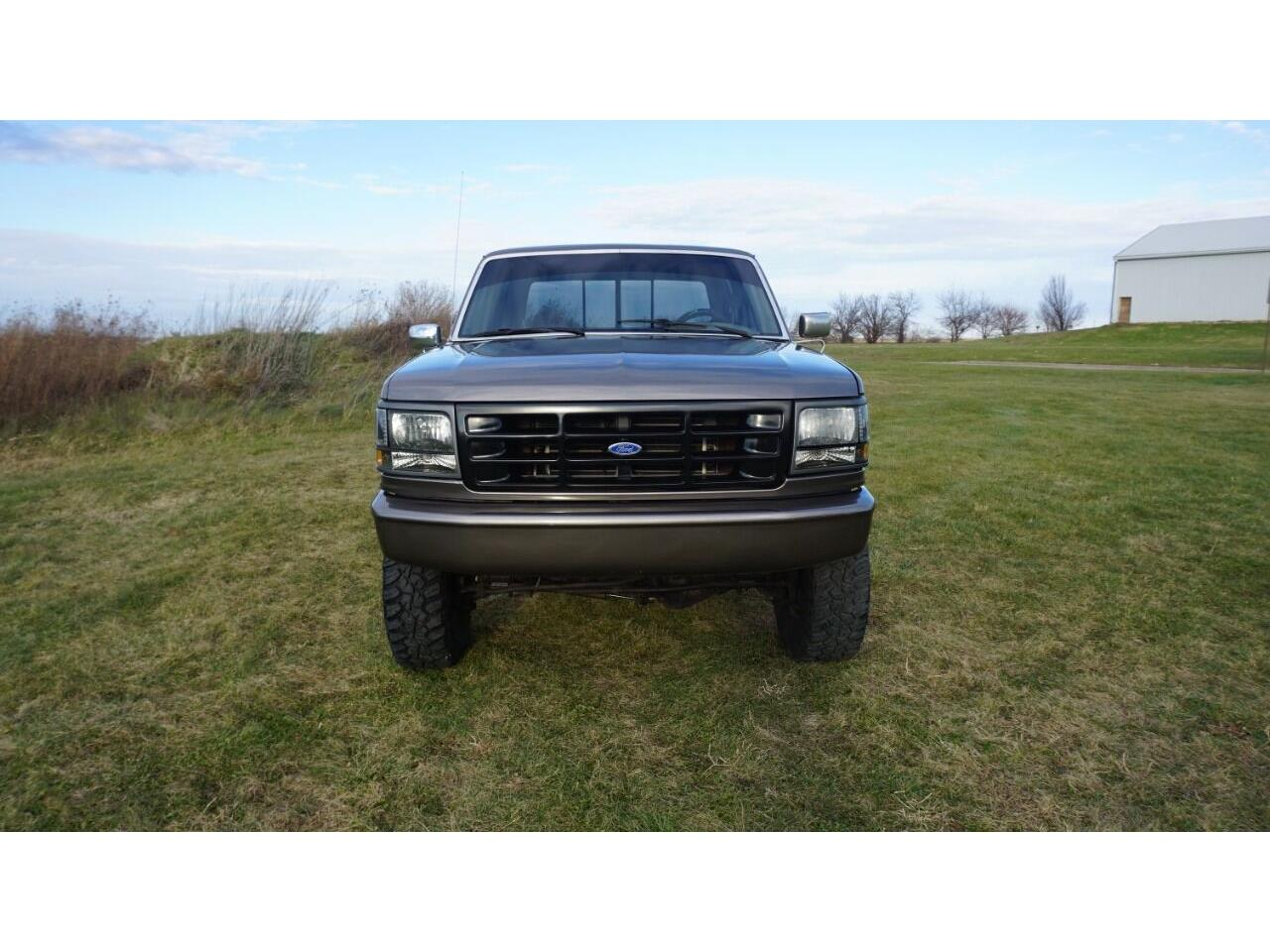 1992 Ford F350 (CC-1423418) for sale in Clarence, Iowa
