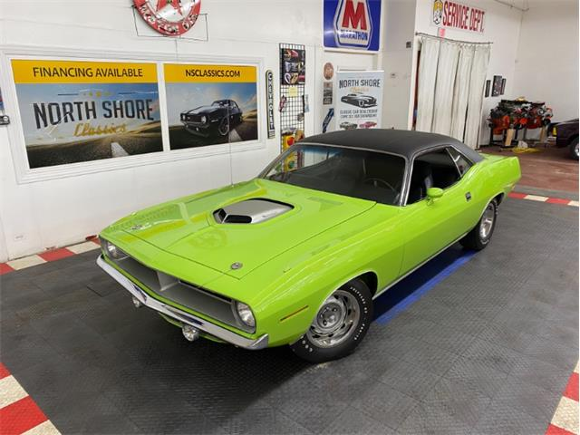 1970 Plymouth Cuda (CC-1423424) for sale in Mundelein, Illinois