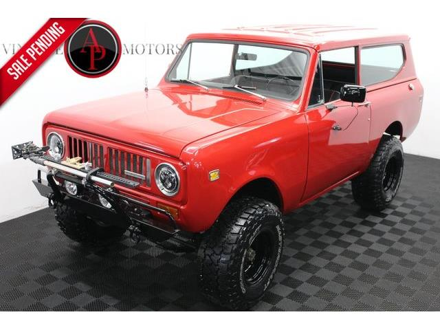 1973 International Scout (CC-1423425) for sale in Statesville, North Carolina