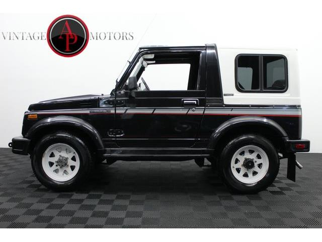 1987 Suzuki Samurai (CC-1423426) for sale in Statesville, North Carolina