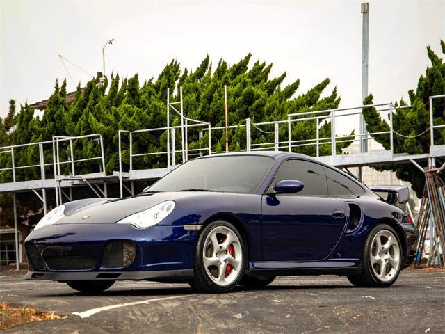 2003 Porsche 996 (CC-1423434) for sale in Marina Del Rey, California