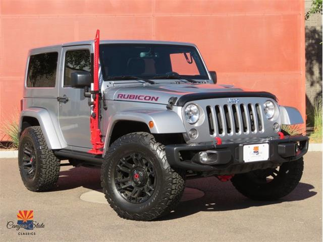 2016 Jeep Wrangler (CC-1423435) for sale in Tempe, Arizona
