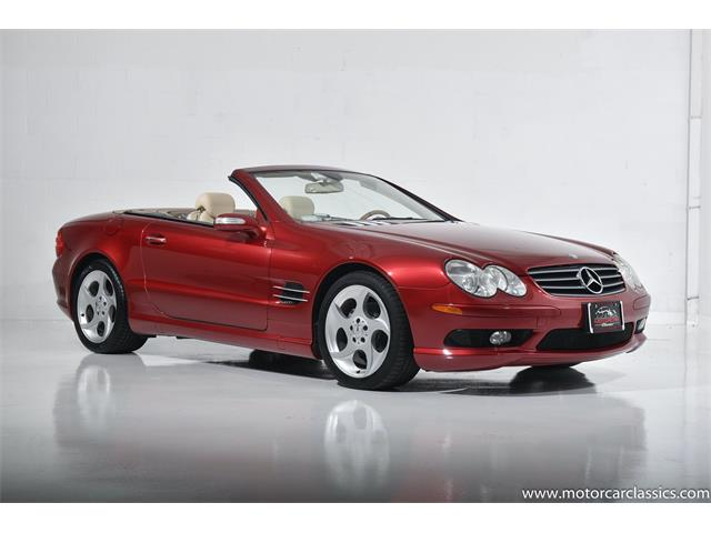 2005 Mercedes-Benz SL-Class (CC-1423441) for sale in Farmingdale, New York