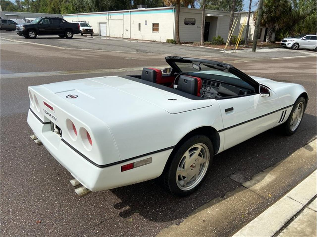 1989 Chevrolet Corvette (CC-1423446) for sale in Clearwater, Florida