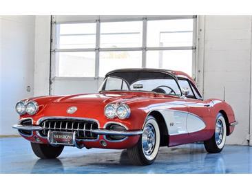 1959 Chevrolet Corvette (CC-1423454) for sale in Springfield, Ohio