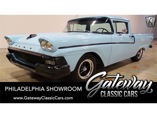 1958 Ford Ranchero (CC-1423458) for sale in O'Fallon, Illinois