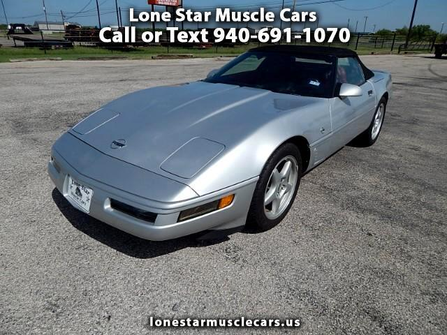 1996 Chevrolet Corvette (CC-1423471) for sale in Wichita Falls, Texas
