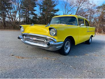 1957 Chevrolet Bel Air (CC-1423477) for sale in Westford, Massachusetts