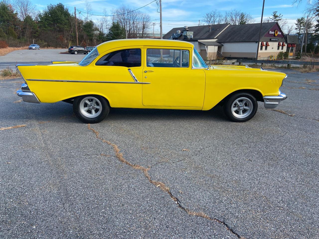 1957 Chevrolet Bel Air (CC-1423477) for sale in Westford, Massachusetts