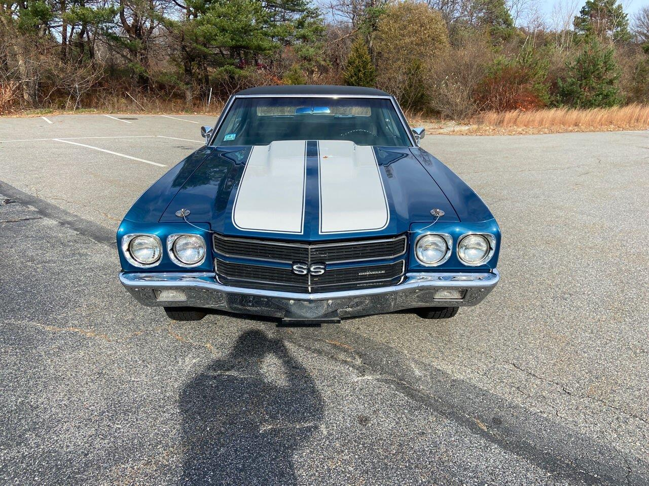1970 Chevrolet Chevelle (CC-1423480) for sale in Westford, Massachusetts