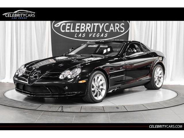 2006 Mercedes-Benz SLR McLaren (CC-1423489) for sale in Las Vegas, Nevada