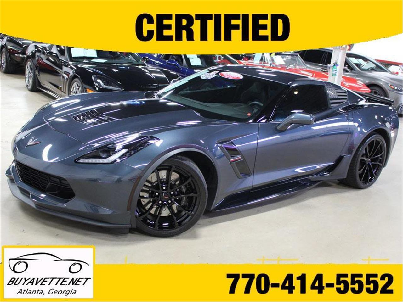 2019 Chevrolet Corvette (CC-1423490) for sale in Atlanta, Georgia
