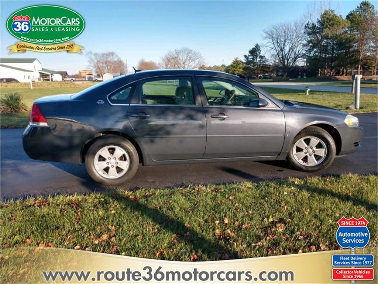 2008 Chevrolet Impala (CC-1423495) for sale in Dublin, Ohio