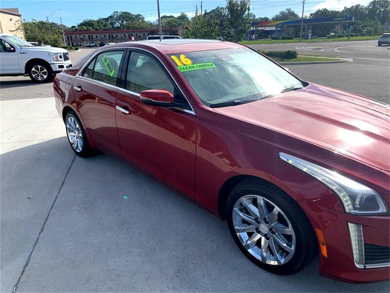 2016 Cadillac CTS (CC-1423501) for sale in Tavares, Florida