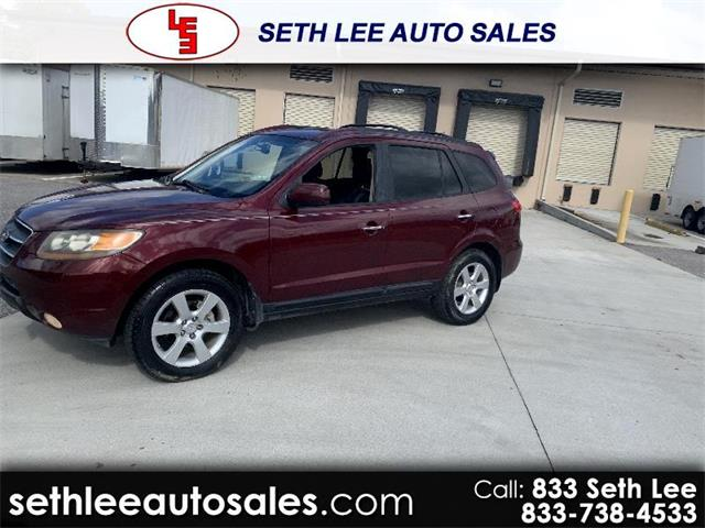 2007 Hyundai Santa Fe (CC-1423506) for sale in Tavares, Florida