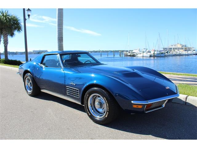 1972 Chevrolet Corvette (CC-1423509) for sale in Palmetto, Florida