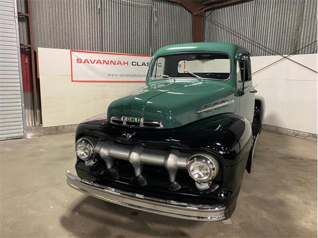 1951 Ford F100 (CC-1423511) for sale in Savannah, Georgia