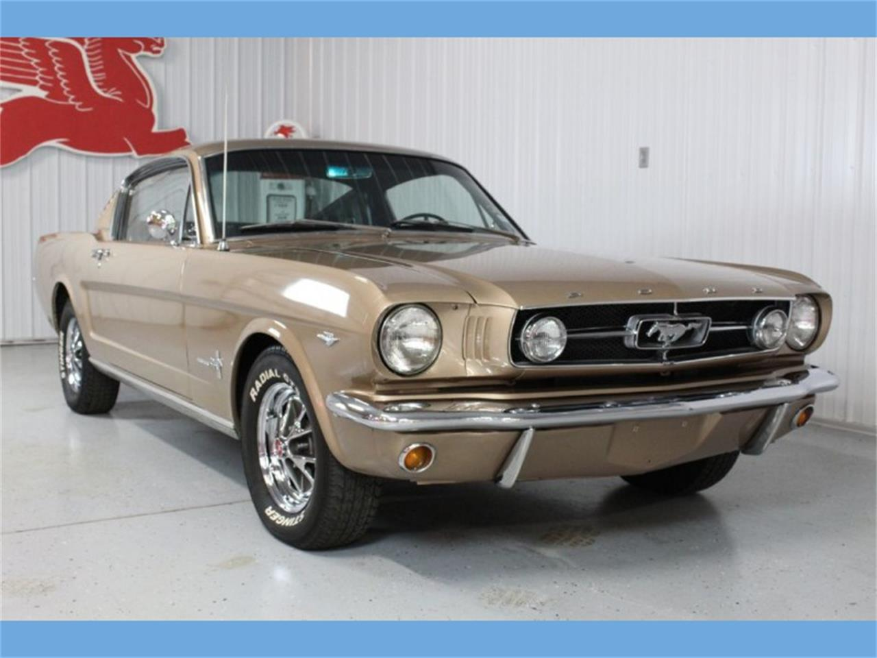 1965 Ford Mustang (CC-1423527) for sale in Belmont, Ohio