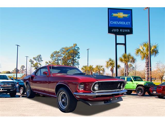 1969 Ford Mustang (CC-1423531) for sale in Little River, South Carolina