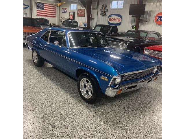 1972 Chevrolet Nova (CC-1423537) for sale in Hamilton, Ohio