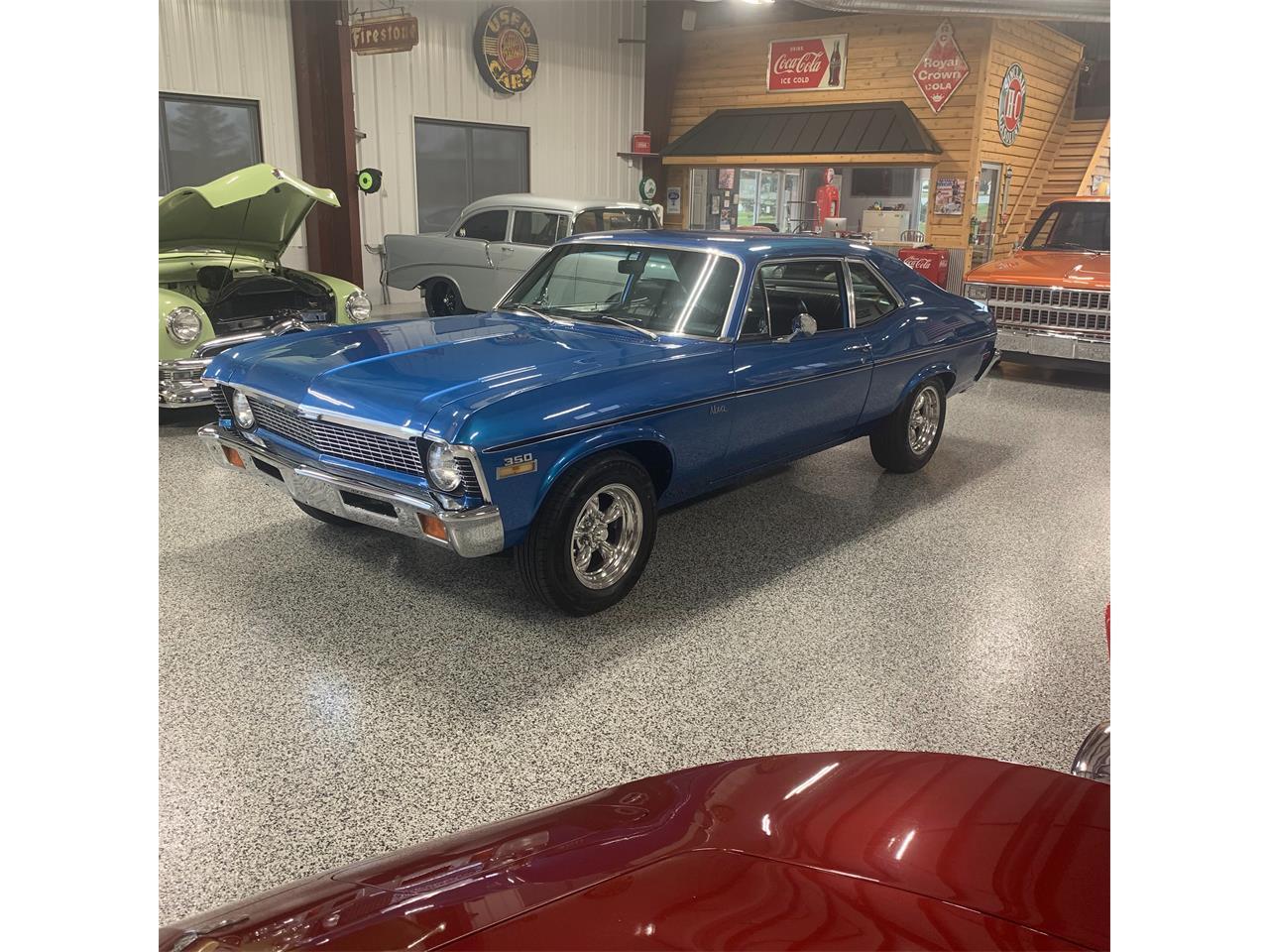 1972 Chevrolet Nova (CC-1423537) for sale in Hamilton, Ohio