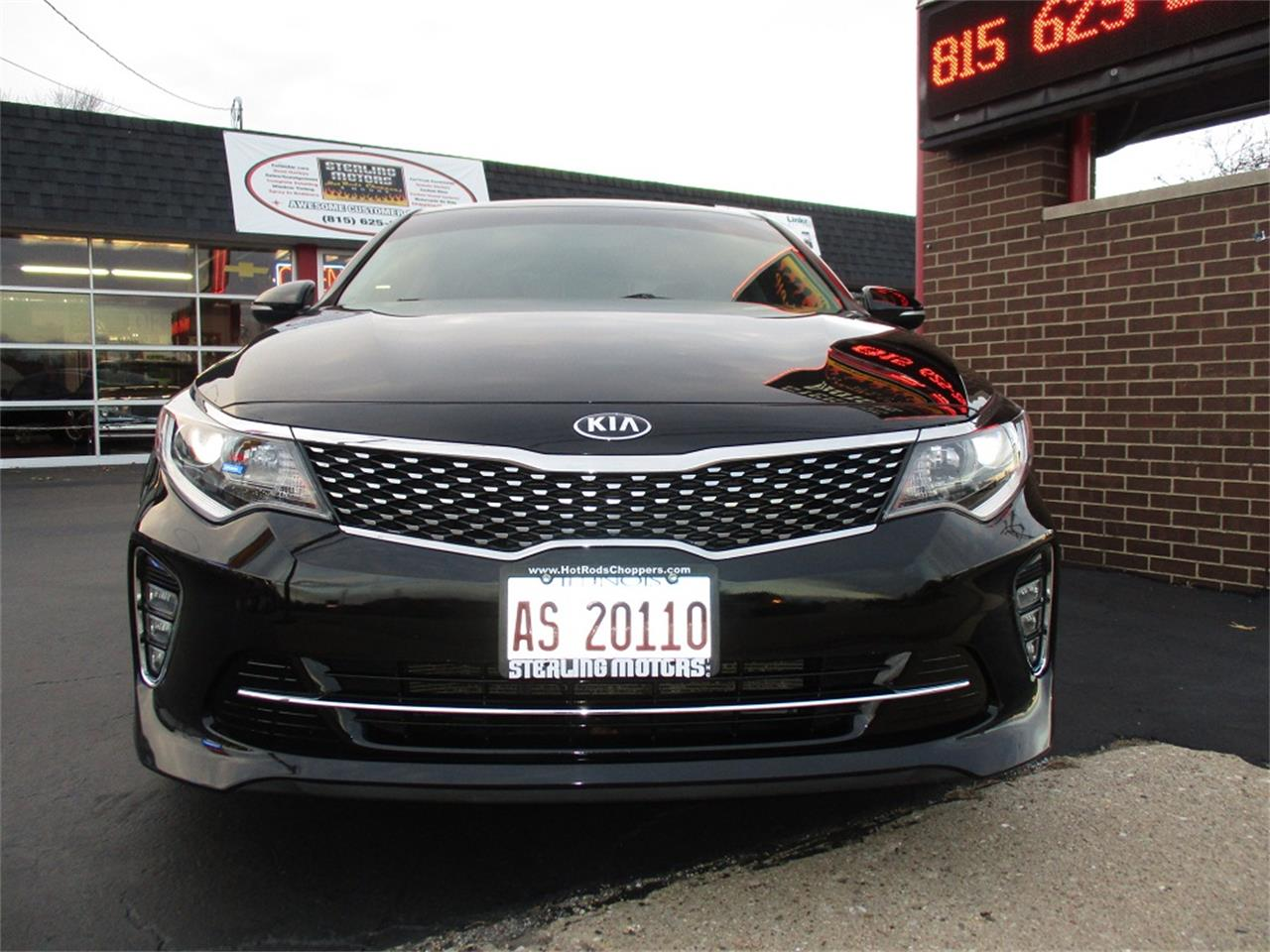2018 Kia Optima (CC-1423538) for sale in Sterling, Illinois
