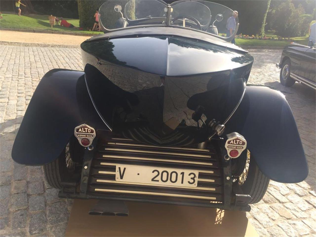 1929 Hispano-Suiza T49 (CC-1423544) for sale in Madrid, Community of Madrid