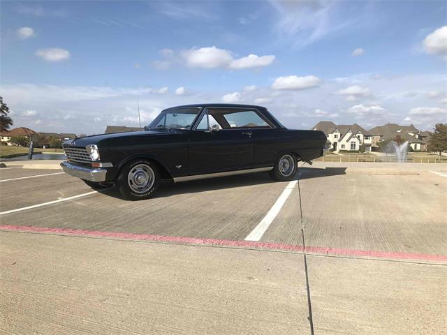 1962 Chevrolet Chevy II Nova SS (CC-1423550) for sale in Frisco, Texas