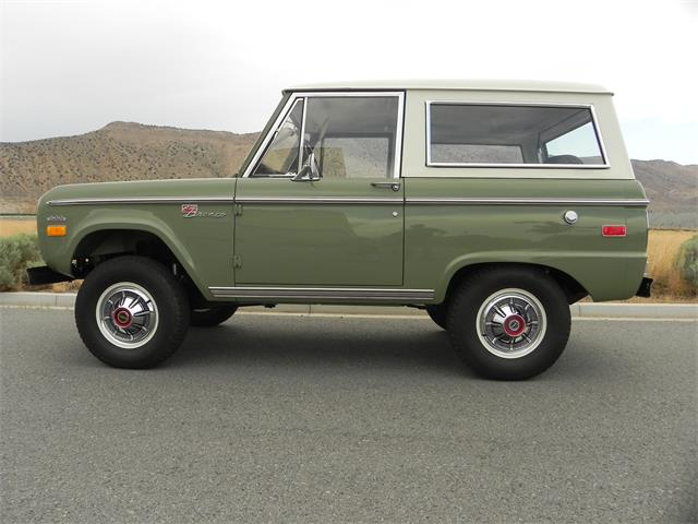 1971 Ford Bronco (CC-1423551) for sale in Sparks, Nevada