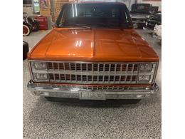 1981 Chevrolet C10 (CC-1423555) for sale in Hamilton, Ohio