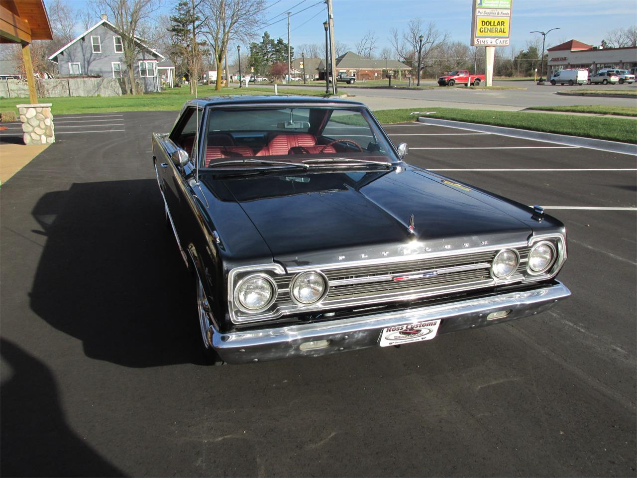 1967 Plymouth Satellite (CC-1423561) for sale in Goodrich, Michigan