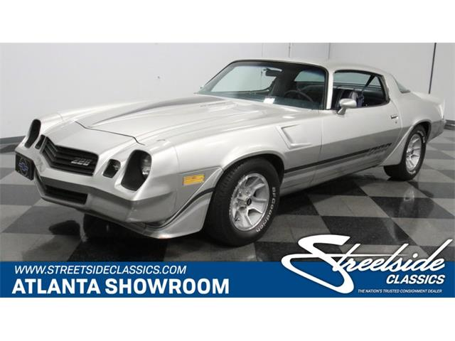 1980 Chevrolet Camaro (CC-1423577) for sale in Lithia Springs, Georgia