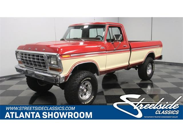 1979 Ford F250 (CC-1423578) for sale in Lithia Springs, Georgia