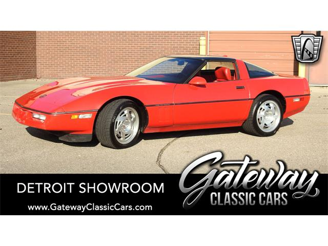 1990 Chevrolet Corvette (CC-1423583) for sale in O'Fallon, Illinois