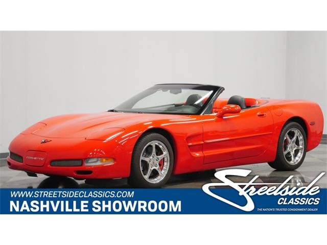 2001 Chevrolet Corvette (CC-1423585) for sale in Lavergne, Tennessee
