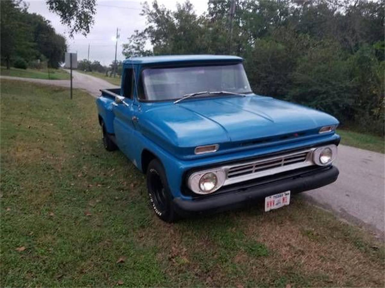 1962 Chevrolet C10 (CC-1423589) for sale in Cadillac, Michigan