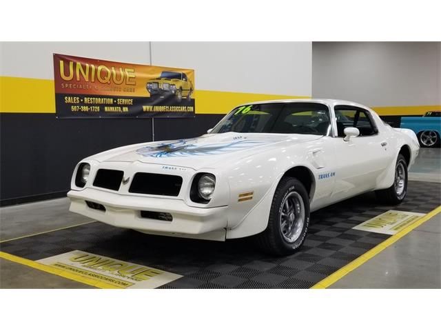 1976 Pontiac Firebird (CC-1423592) for sale in Mankato, Minnesota
