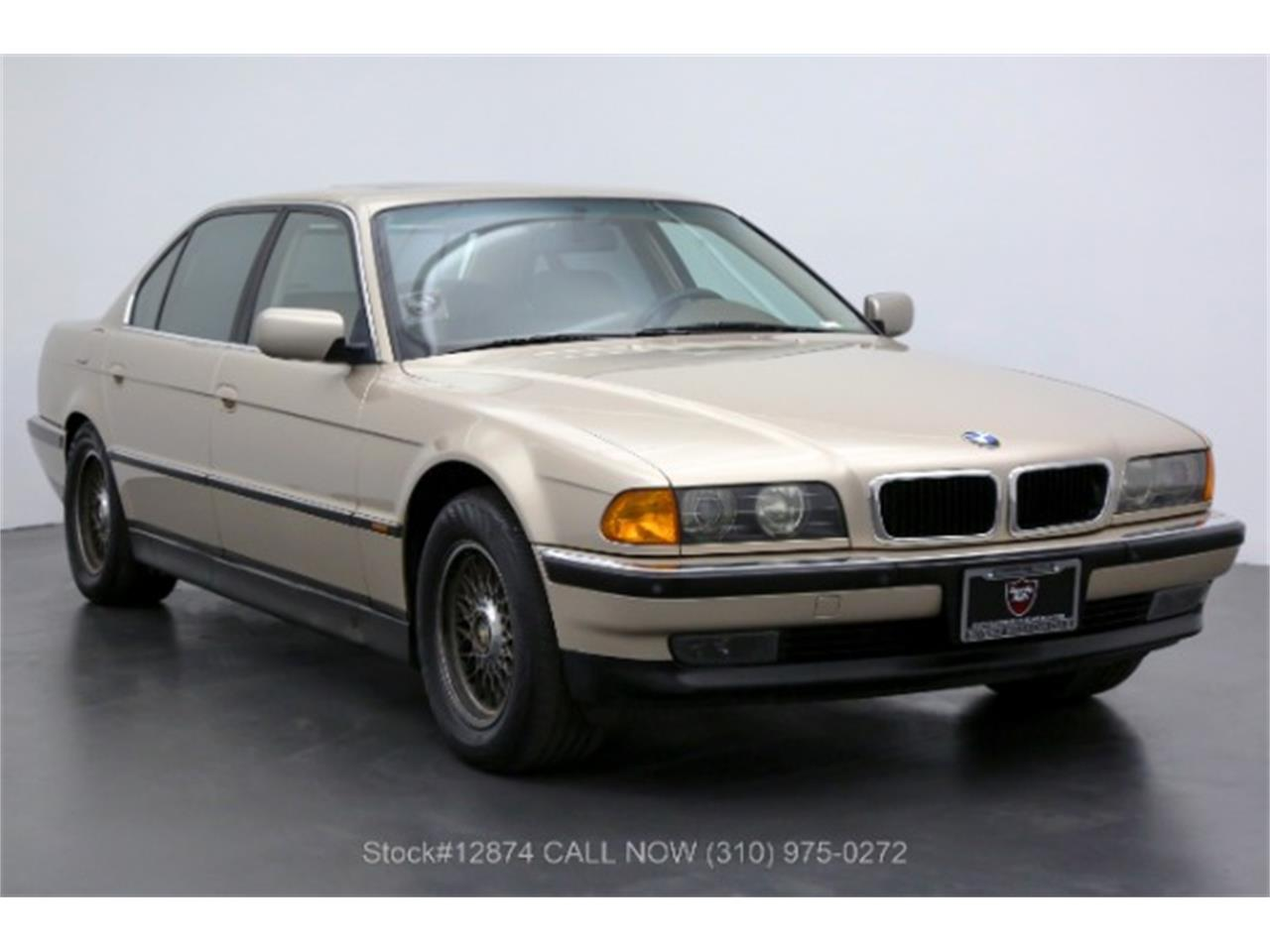 1996 BMW 7 Series (CC-1423601) for sale in Beverly Hills, California