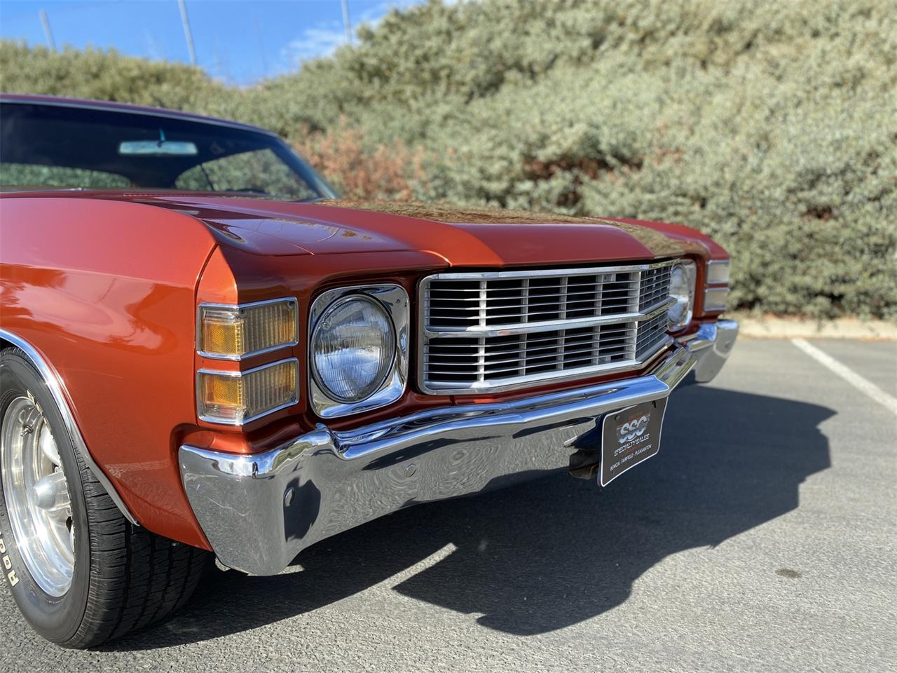 1971 Chevrolet Chevelle (CC-1423604) for sale in Fairfield, California